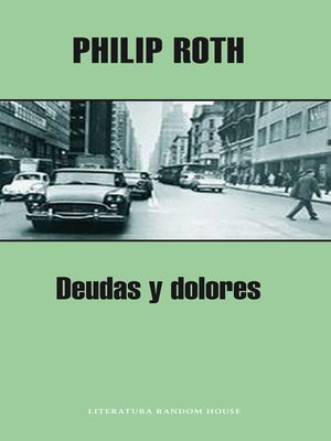cover image of Deudas y dolores