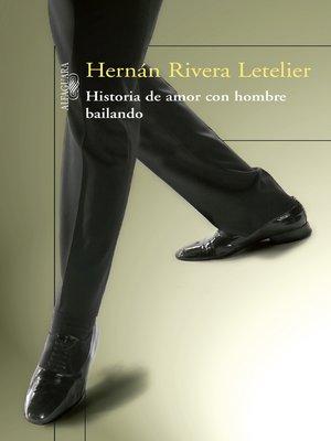 cover image of Historia de amor con hombre bailando