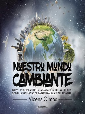 cover image of Nuestro Mundo Cambiante