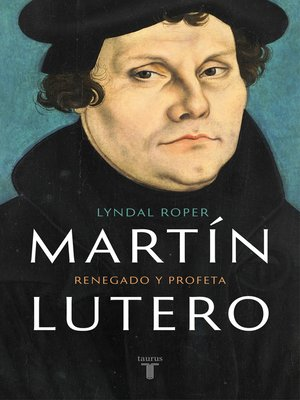 cover image of Martín Lutero