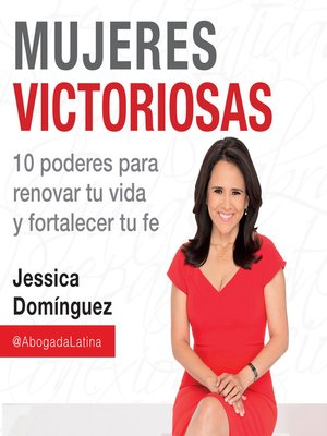 cover image of Mujeres Victoriosas