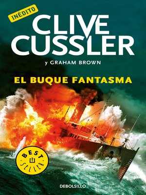 cover image of El buque fantasma