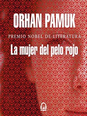 cover image of La mujer del pelo rojo
