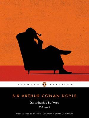 cover image of Sherlock Holmes. Relatos 1 (Los mejores clásicos)