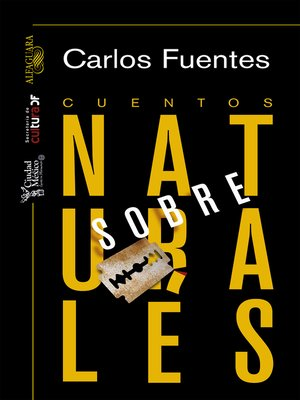 cover image of Cuentos sobrenaturales