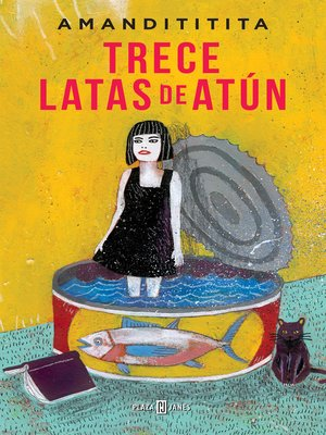 cover image of Trece latas de atún