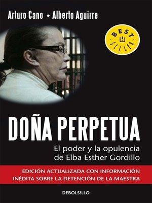 cover image of Doña Perpetua
