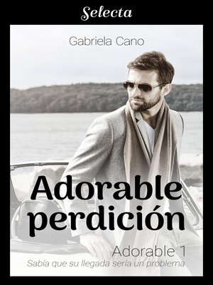 cover image of Adorable perdición (Adorable 1)