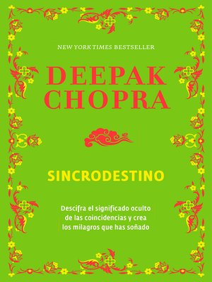 cover image of Sincrodestino