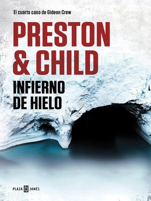cover image of Infierno de hielo