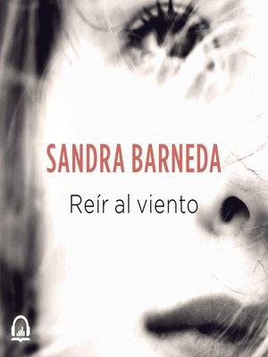 cover image of Reír al viento