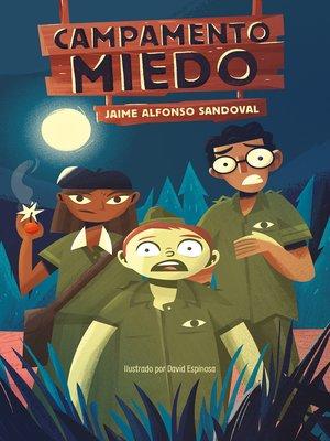 cover image of Campamento Miedo