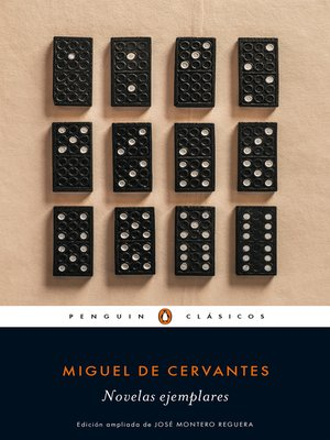 cover image of Novelas ejemplares (Los mejores clásicos)