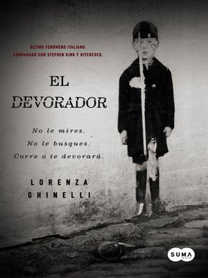cover image of El Devorador