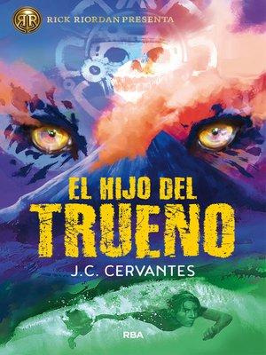 cover image of El hijo del trueno (El hijo del trueno 1)