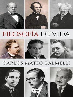 cover image of Filosofía de vida