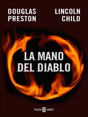 cover image of La mano del diablo