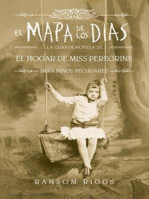 cover image of El mapa de los días