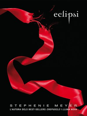 cover image of Eclipsi (Saga Crepuscle 3)