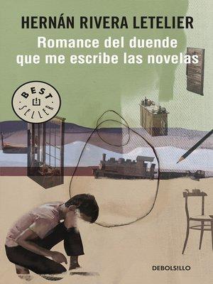 cover image of Romance del duende que me escribe las novelas