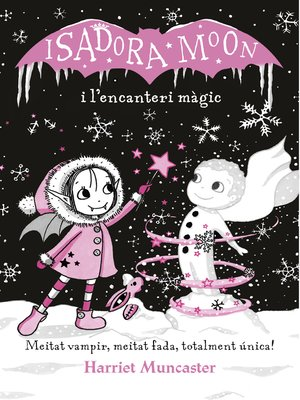 cover image of Isadora Moon i l'encanteri màgic