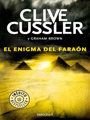 cover image of El enigma del faraón