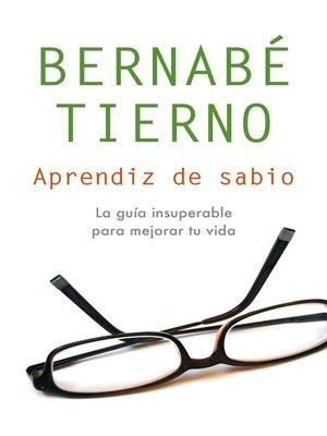 cover image of Aprendiz de sabio