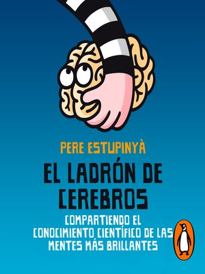 cover image of El ladrón de cerebros