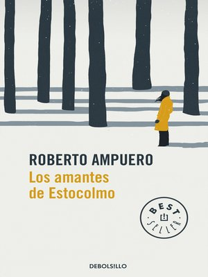 cover image of Los amantes de Estocolmo