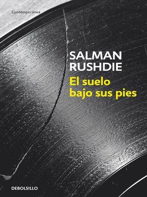 cover image of El suelo bajo sus pies