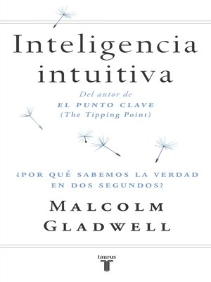 cover image of Inteligencia intuitiva
