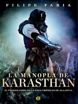 cover image of La manopla de Karasthan