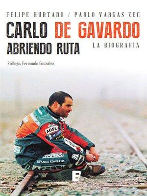 cover image of Carlo De Gavardo. La Biografía