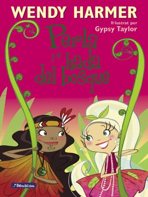 cover image of Perla y el hada del bosque