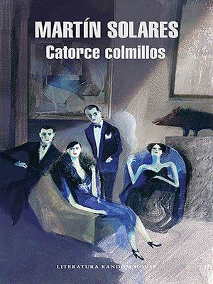 cover image of Catorce colmillos