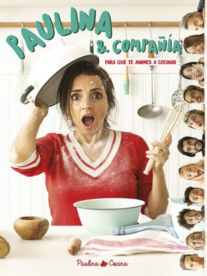 cover image of Paulina & compañía