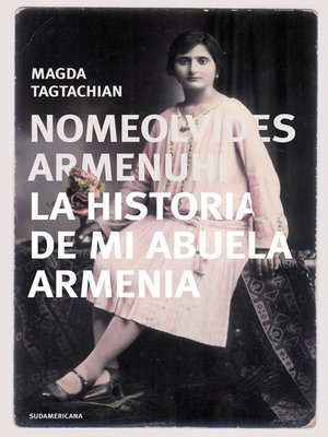 cover image of Nomeolvides Armenuhi