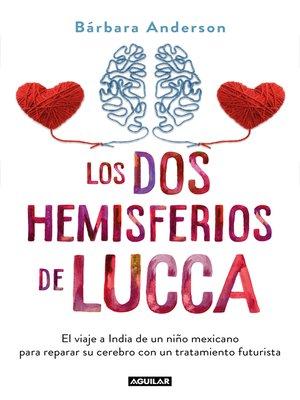 cover image of Los dos hemisferios de Lucca