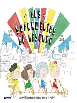cover image of Las SuperMentes al rescate