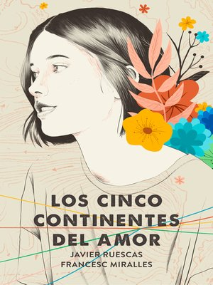 cover image of Los cinco continentes del amor