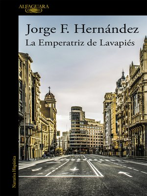 cover image of La emperatriz de Lavapiés