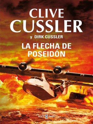 cover image of La flecha de Poseidón (Dirk Pitt 22)