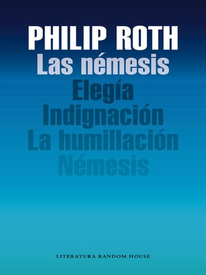 cover image of Las némesis