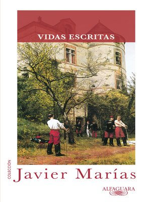 cover image of Vidas escritas