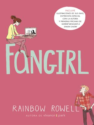 cover image of Fangirl