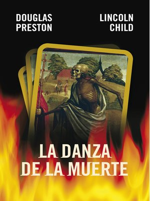 cover image of La danza de la muerte (Inspector Pendergast 6)