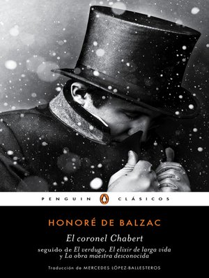 cover image of El coronel Chabert (Los mejores clásicos)