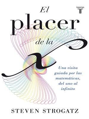 cover image of El placer de la X