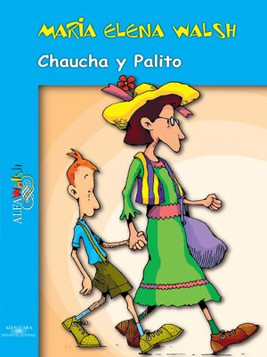cover image of Chaucha y Palito