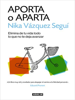 cover image of Aporta o aparta